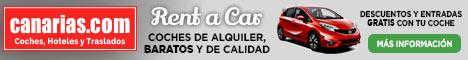 rentacar canarias.com