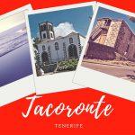 Tacoronte, un precioso municipio rural de la isla de Tenerife