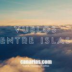 Vuelos entre las Islas Canarias