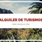 Alquiler de Turismos en Tenerife
