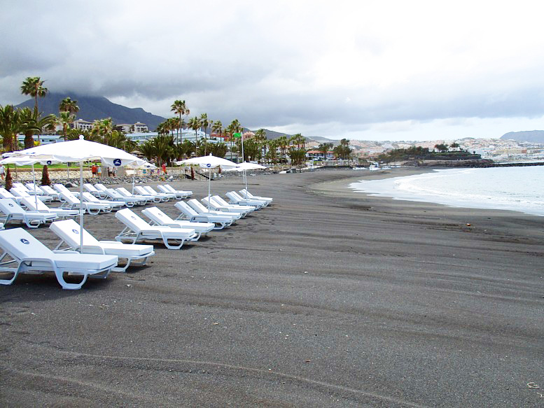 Playa del Beril, Costa Adeje, Tenerife
