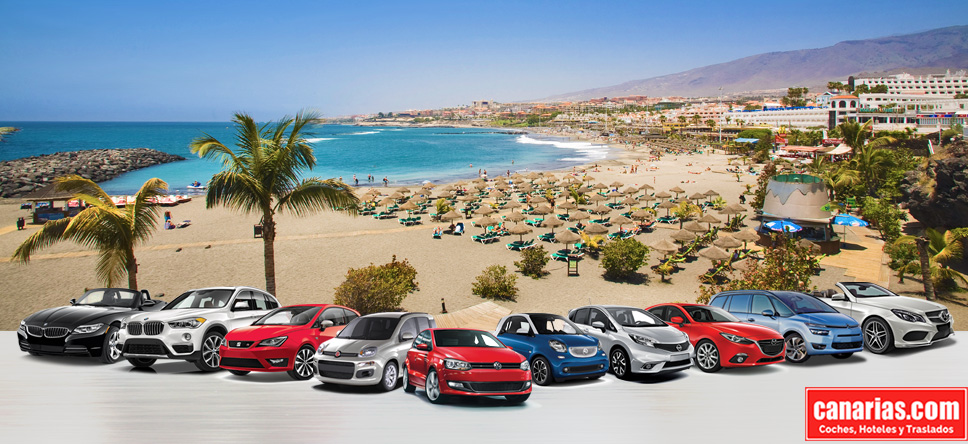 Rent a Car Playa de Las Américas Tenerife