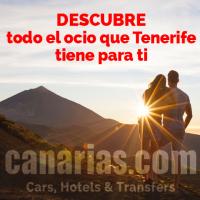 Opciones de ocio en Tenerife