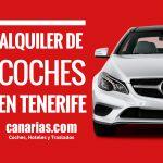 Alquiler de coches en Tenerife sin franquicia en seguro a todo riesgo