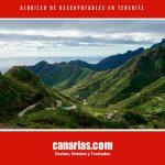 Alquiler descapotable en Tenerife