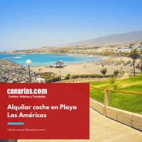 Alquiler de Coches en Playa Las Américas Tenerife