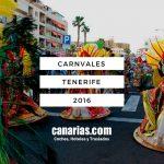 Carnaval de Tenerife 2016