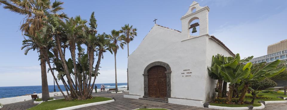 Ermita y playa de San Telmo - Puerto de la Cruz: que hacer