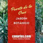 Jardín Botánico – Puerto de la Cruz