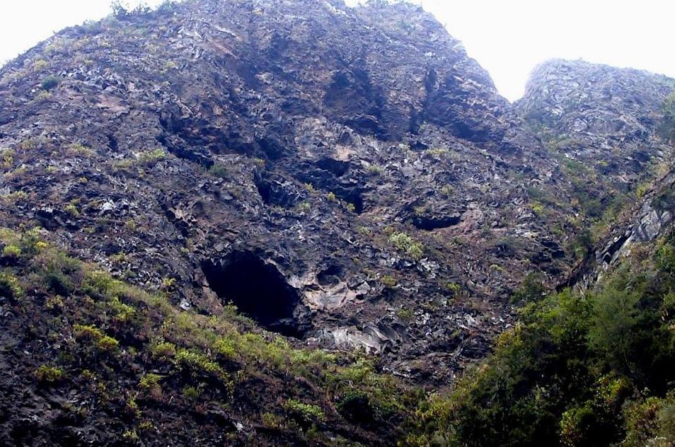 La Cueva del Cañizo, Tenerife
