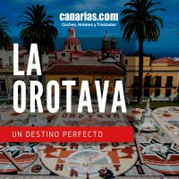 Qué ver en la Orotava, Tenerife