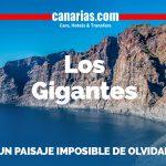 Los Gigantes, Tenerife: Un paisaje imposible de olvidar