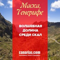 Маска, Тенерифе