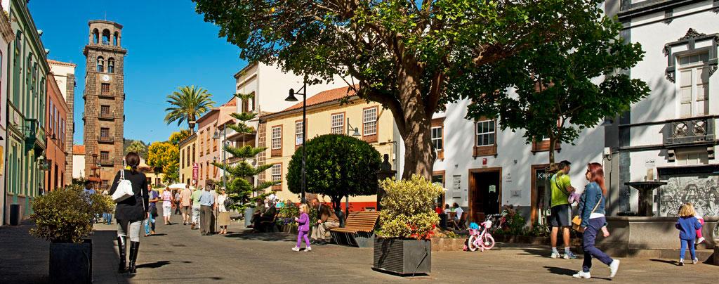 Municipios de Tenerife - La Laguna