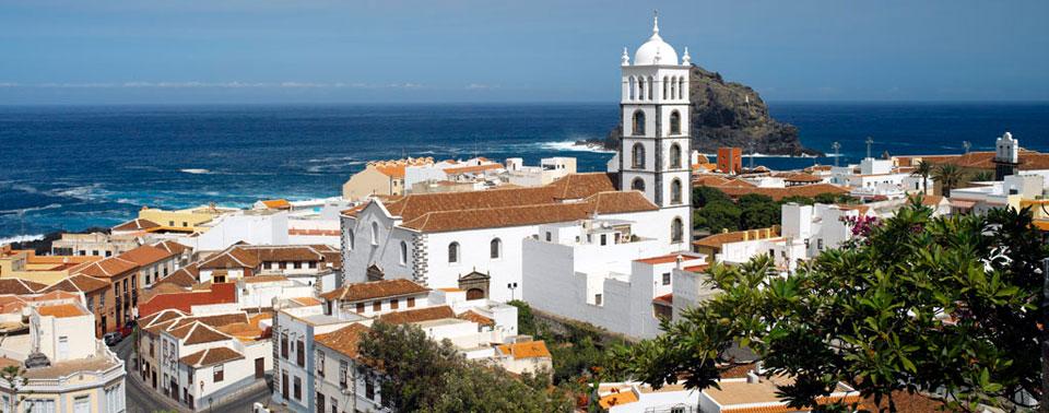 Municipios de Tenerife - Garachico