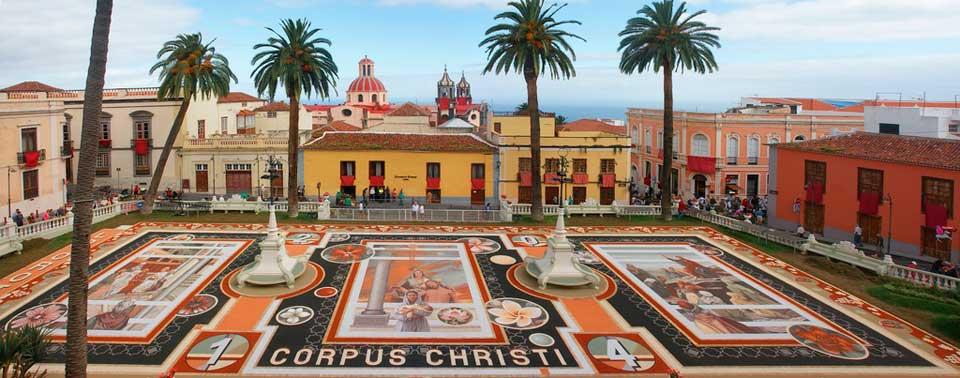 Municipios de Tenerife - La Orotava