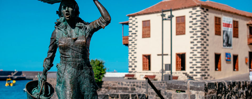 Municipios de Tenerife - Puerto de la Cruz