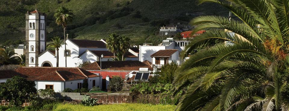 Municipios de Tenerife - Tegueste