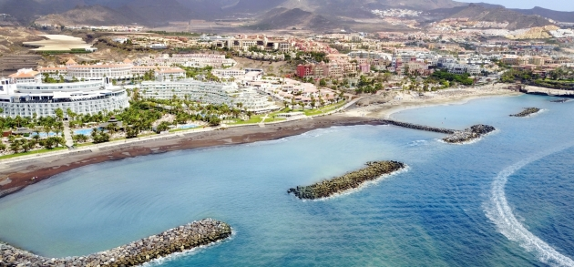 Playa del Beril, Tenerife