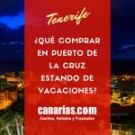 ¿Qué comprar en Puerto de la Cruz estando de vacaciones?