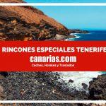 Rincones Especiales Fuera Del Hotel En El Sur De Tenerife
