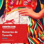 Romerías de Tenerife 2014  ¡Nos vamos de romería!