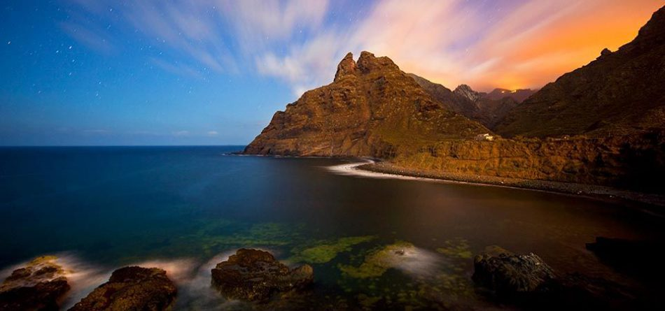 Punta Hidalgo Tenerife Mapa.Punta Del Hidalgo Tenerife Blog De Canarias Com