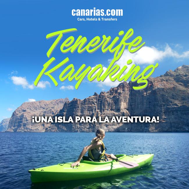 Tenerife Kayaking