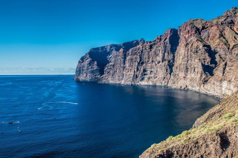 Tenerife Sur - Acantilados de Los Gigantes