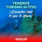Tenerife: turismo activo ¡Descubre todo lo que te ofrece!