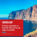 Turismo sostenible en Tenerife: Otra forma de viajar es posible